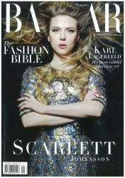Harpers Bazaar September 2013 Issue