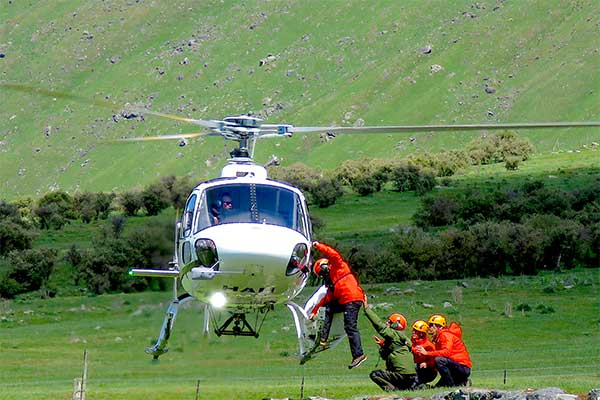 Search and Rescue volunteers put through their paces