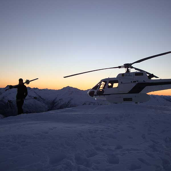 Wanaka Ski Touring