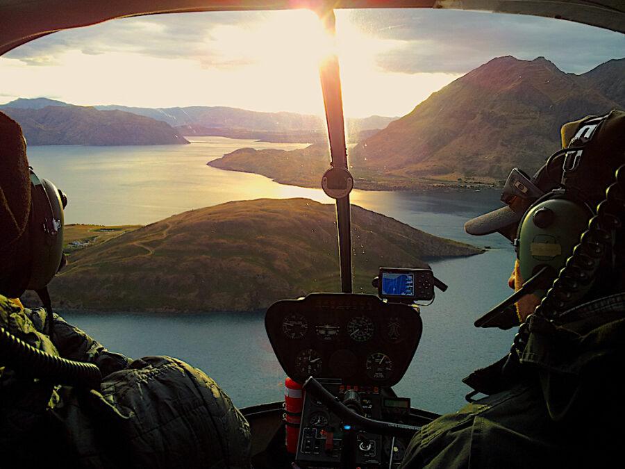 Mt Roy / Coromandel Peak - Wanaka Scenic flight